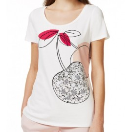 LIU JO  - T-SHIRT 'PLAYFUL FEELING'LIU.JO